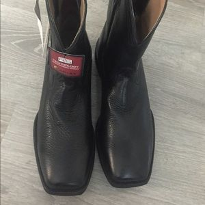 ARIAT Leather Boot Barn Black